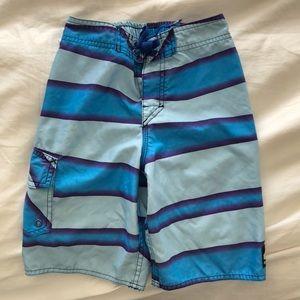 Boys Quiksilver Board Shorts Large 7